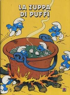 Copertina PUFFI n.10 - ZUPPA DEI PUFFI, AMZ EDITRICE