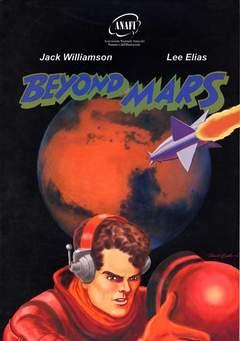 Copertina BEYOND MARS n. - BEYOND MARS, ANAF/ANAFI