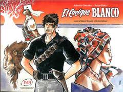 Copertina CACIQUE BLANCO n. - EL CACIQUE BLANCO, ANAF/ANAFI