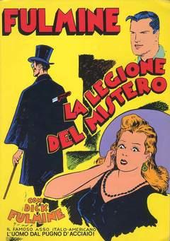 Copertina FULMINE LEGIONE DEL MISTERO n. - FULMINE LA LEGIONE DEL MISTERO, ANAF/ANAFI