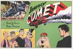 Copertina JOHNNY COMET n. - JOHNNY COMET, ANAF/ANAFI