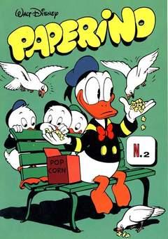 Copertina PAPERINO DI BARKS ANAF n.2 - PAPERINO DI BARKS ANAF       2, ANAF/ANAFI