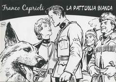 Copertina PATTUGLIA BIANCA n. - LA PATTUGLIA BIANCA, ANAF/ANAFI
