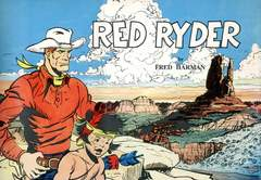 Copertina RED RYDER n. - RED RYDER, ANAF/ANAFI
