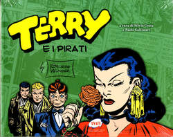 Copertina TERRY E I PIRATI n. - 1946-48, ANAF/ANAFI