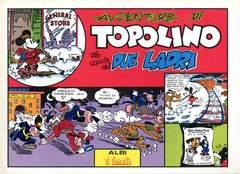 Copertina TOPOLINO ANAF n.10 - Avventure di Topolino alla caccia dei due ladri, ANAF/ANAFI