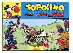 Copertina TOPOLINO ANAF n.11 - Topolino vince i due ladri, ANAF/ANAFI