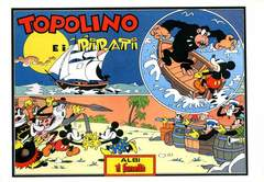 Copertina TOPOLINO ANAF n.12 - Topolino e i pirati, ANAF/ANAFI