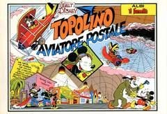 Copertina TOPOLINO ANAF n.14 - Topolino aviatore postale, ANAF/ANAFI