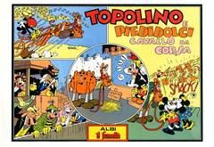Copertina TOPOLINO ANAF n.15 - Topolino e Piedidolci cavallo da corsa, ANAF/ANAFI