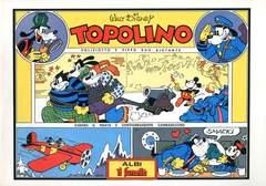 Copertina TOPOLINO ANAF n.16 - Topolino poliziotto e Pippo suo aiutante, ANAF/ANAFI