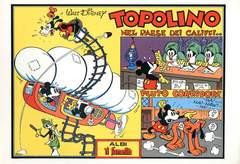 Copertina TOPOLINO ANAF n.18 - Topolino nel paese dei Califfi - Pluto Corridore, ANAF/ANAFI