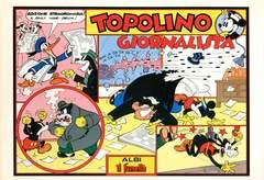 Copertina TOPOLINO ANAF n.19 - Topolino giornalista, ANAF/ANAFI