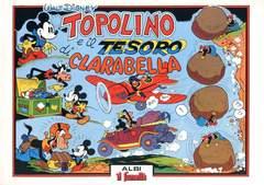 Copertina TOPOLINO ANAF n.20 - Topolino e il tesoro di Clarabella, ANAF/ANAFI