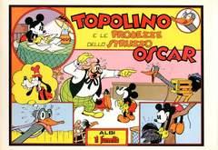 Copertina TOPOLINO ANAF n.24 - Topolino e le prodezze dello Struzzo Oscar, ANAF/ANAFI