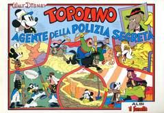 Copertina TOPOLINO ANAF n.27 - Topolino agente della polizia segreta, ANAF/ANAFI