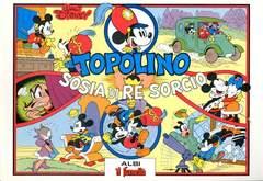 Copertina TOPOLINO ANAF n.31 - Topolino sosia di re Sorcio, ANAF/ANAFI