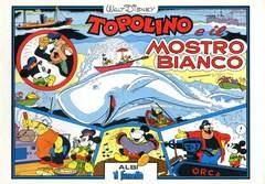 Copertina TOPOLINO ANAF n.32 - Topolino e il mostro bianco, ANAF/ANAFI