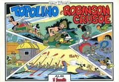 Copertina TOPOLINO ANAF n.34 - Topolino e Robinson Crusoe, ANAF/ANAFI