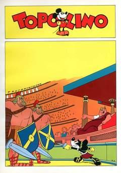 Copertina TOPOLINO ANAF n.52 - Topolino a Hollywood, ANAF/ANAFI