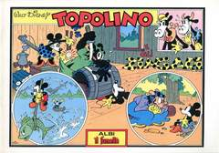 Copertina TOPOLINO ANAF n.7 - Topolino e gli zingari, ANAF/ANAFI