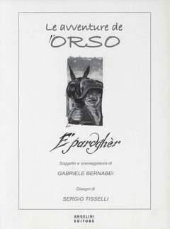 Copertina E' PARDGHER n. - LE AVVENTURE DE L'ORSO, ANGELINI EDITORE