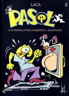 Copertina PASOL n.2 - HABEMUS PASOL...!, ANNEXIA