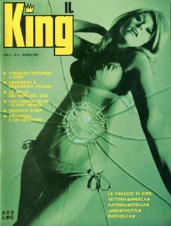 Copertina KING RIVISTA 1967 n.2 - KING RIVISTA 1967            2, ANTHILLIS SRL EDITRICE