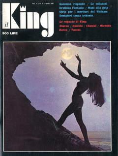 Copertina KING RIVISTA 1967 n.3 - KING RIVISTA 1967            3, ANTHILLIS SRL EDITRICE