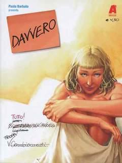 Copertina DAVVERO n.5 - DAVVERO, ARCADIA