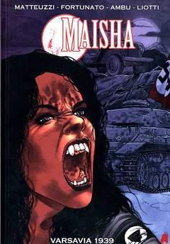 Copertina MAISHA n.2 - VARSAVIA 1939, ARCADIA