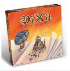 Copertina DIXIT ODYSSEY n. - DIXIT: ODISSEY, ASMODEE ITALIA