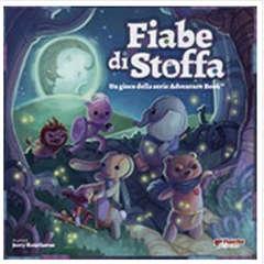 Copertina FIABE DI STOFFA n. - FIABE DI STOFFA, ASMODEE ITALIA