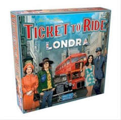 Copertina TICKET TO RIDE - LONDRA n. - TICKET TO RIDE - LONDRA, ASMODEE ITALIA