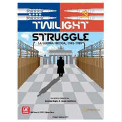 Copertina TWILIGHT STRUGGLE n. - TWILIGHT STRUGGLE, ASMODEE ITALIA