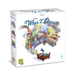 Copertina WHEN I DREAM n. - WHEN I DREAM, ASMODEE ITALIA