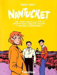 Copertina NANTUCKET n. - NANTUCKET, ASTERISCO EDIZIONI