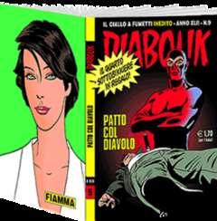 Copertina DIABOLIK ANNO 42 n.9 - PATTO COL DIAVOLO, ASTORINA SRL