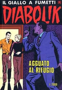 Copertina DIABOLIK RISTAMPA n.366 - AGGUATO AL RIFUGIO, ASTORINA SRL