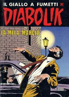 Copertina DIABOLIK RISTAMPA n.415 - LA MELA MARCIA, ASTORINA SRL