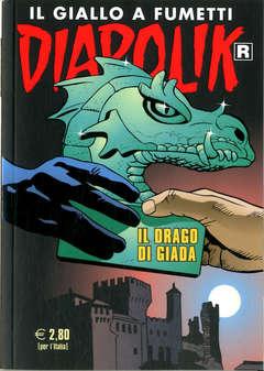 Copertina DIABOLIK RISTAMPA n.720 - IL DRAGO DI GIADA, ASTORINA SRL