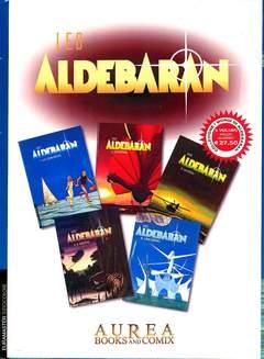 Copertina ALDEBARAN Cofanetto n. - ALDEBARAN 1/5, AUREA BOOKS AND COMIX