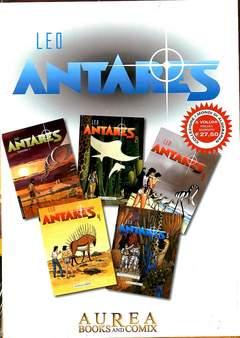 Copertina ANTARES Cofanetto n.1 - ANTARES 1/5, AUREA BOOKS AND COMIX