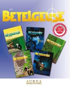 Copertina BETELGEUSE Cofanetto n. - Contiene EURAMASTER TUTTOCOLORE 35-43-50-57-73, AUREA BOOKS AND COMIX