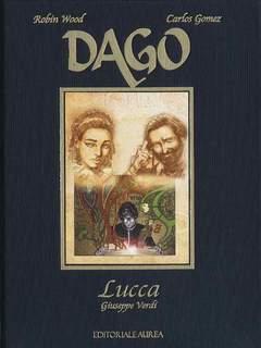 Copertina DAGO LUCCA n. - LUCCA, AUREA BOOKS AND COMIX