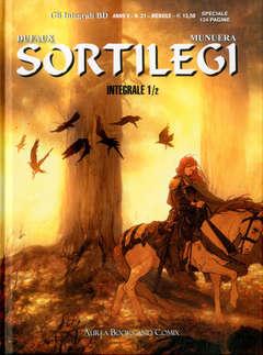 Copertina INTEGRALI BD Nuova Serie n.21 - SORTILEGI 1 (m2), AUREA BOOKS AND COMIX