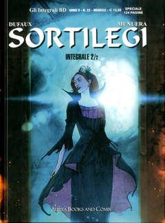 Copertina INTEGRALI BD Nuova Serie n.22 - SORTILEGI 2 (m2), AUREA BOOKS AND COMIX