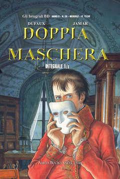 Copertina INTEGRALI BD Nuova Serie n.28 - DOPPIA MASCHERA 1(m3), AUREA BOOKS AND COMIX