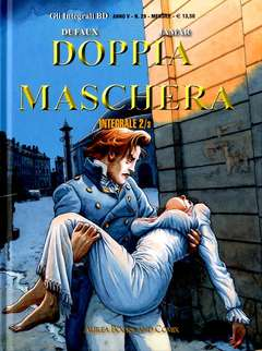 Copertina INTEGRALI BD Nuova Serie n.29 - DOPPIA MASCHERA 2 (m3), AUREA BOOKS AND COMIX