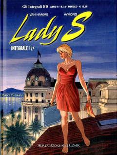 Copertina INTEGRALI BD Nuova Serie n.33 - LADY S., AUREA BOOKS AND COMIX